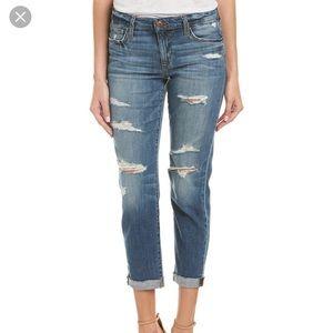 Joe's Jeans Kency Slim Boyfriend Crop Ankle Jean
